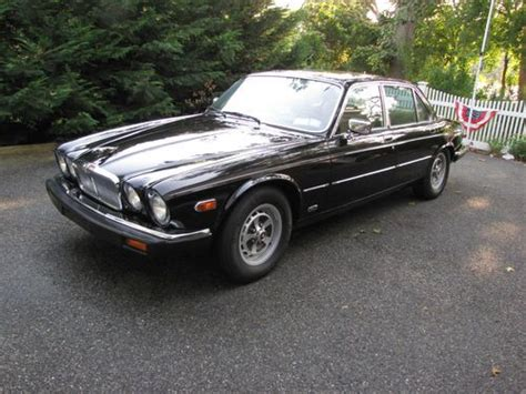 find used 1984 jaguar xj6 base sedan 4 door 4 2l in