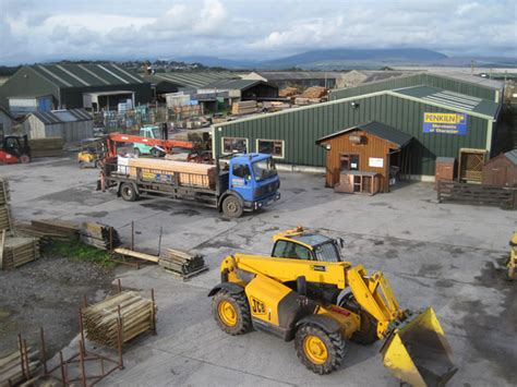 Large Sheds penkiln timber and builders merchants