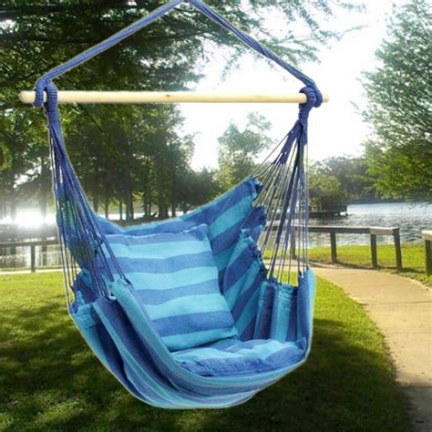 portable porch swing hammock swing chair hanging rope chair portable porch seat