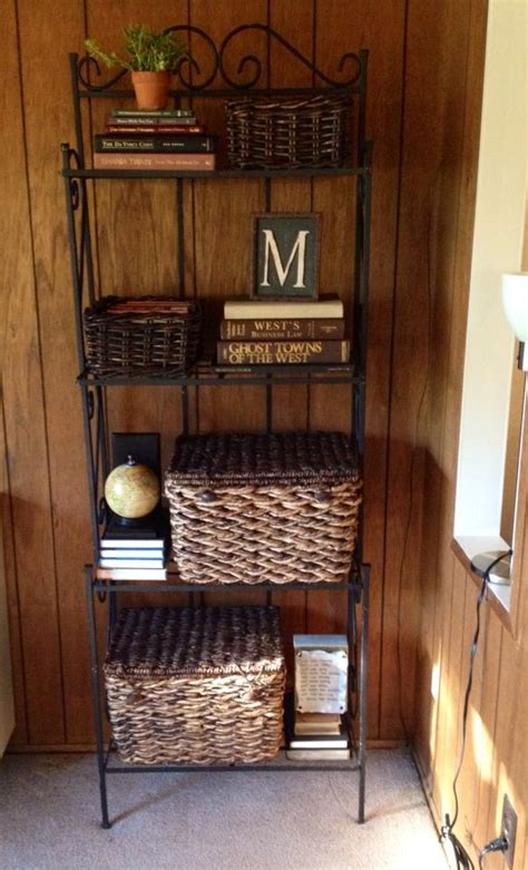 best 25 rustic bookshelf ideas on bookshelf