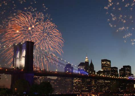 new year 2018 new york city i fuochi e la festa 4 luglio 2018 a new york cosa fare