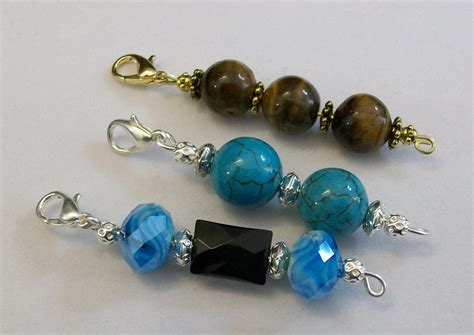 wire jewelry patterns beaded zipper pull by joan madouse a free wire jewelry