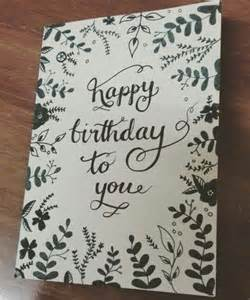 drawings for a birthday card the 25 best ideas about cards on