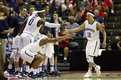bench sports watch watch monmouth bench makes celebrations 101