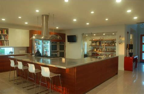 contemporary  shaped kitchen layout ideas rilane