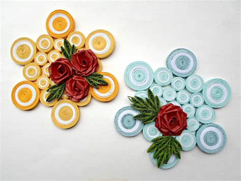 paper quilling wall origami