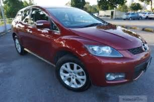 used mazda cx 7 2007 for sale stock tradecarview