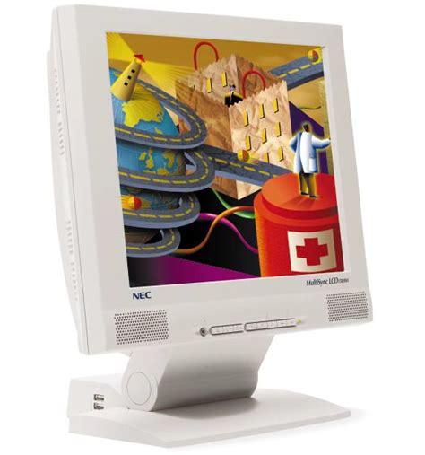 Lcd Display Monitor Sedomart 1500 nec multisync lcd 1500m 1024 x 768 vga monitor mit