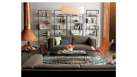 tesso chrome bookshelf  bookcases reviews cb