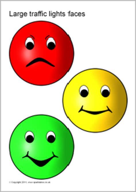 traffic light cards template large traffic lights faces sb5729 sparklebox