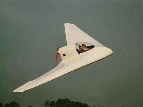 volante design horten flying wing pul 10 2 rtfm aero