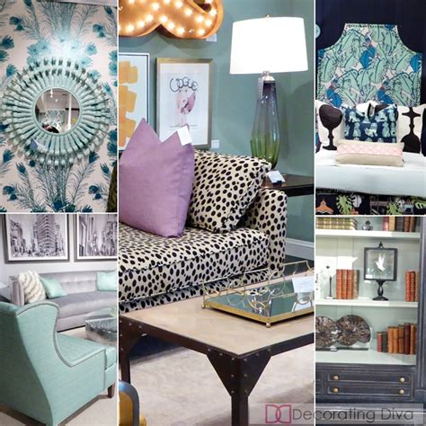 Home Decor Color Trends | 8 color design trends for 2016 spotted at the 2015 fall high point market decorating diva