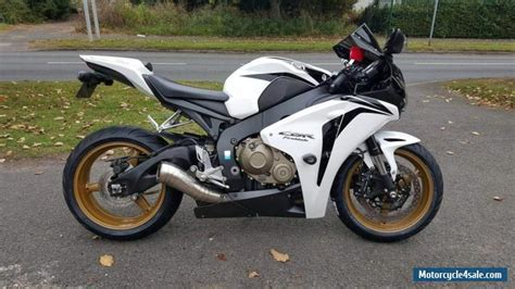 2008 honda cbr rr 2008 honda cbr 1000 rr 8 for sale in united kingdom