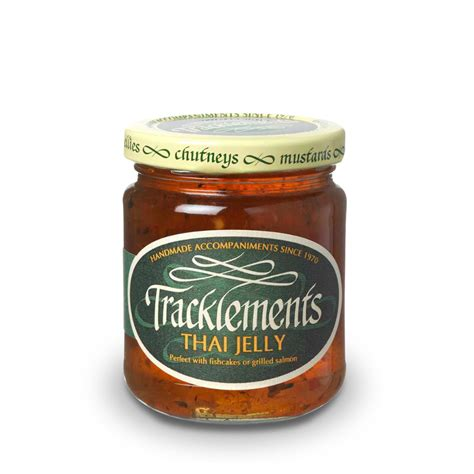 tracklements thai jelly