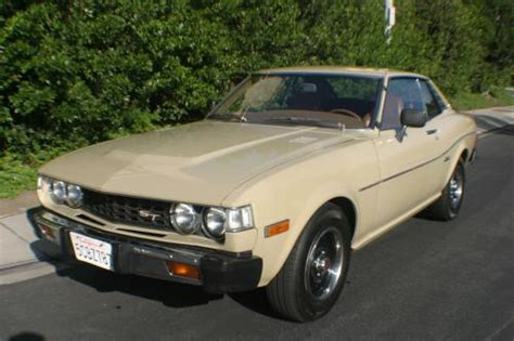 1976 toyota celica st there were several other ta22 ta23 c flickr toyota celica touchup paint codes image galleries