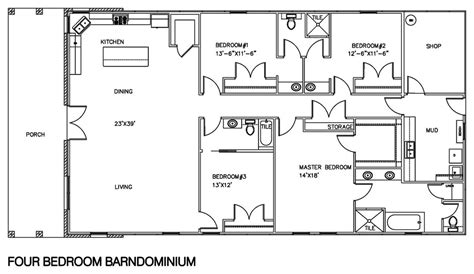 texas barndominium floor plans 30x60 home ideas joy studio design gallery best design