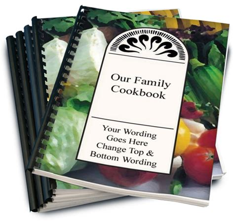 Kindle Cookbook Create A Family Cookbook Blog And Forum How To Make Your Own Cookbook Template
