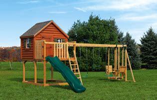 eagle swing sets bayhorse gazebos barns wood play sets