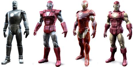 byrne robotics improved iron man armor