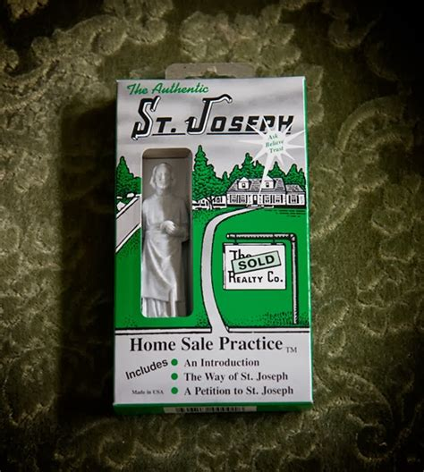 statue to sell house burying a st joseph statue to sell a house sage simple