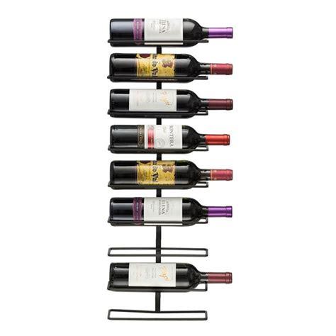 Wine Racks Wall Mount by Wall Mounted Wine Rack Mybargainbuddy