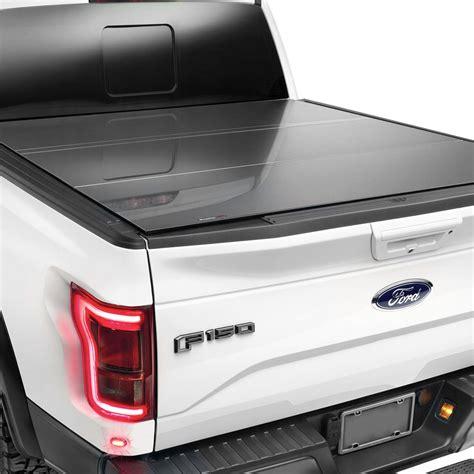 tri fold truck bed cover weathertech 174 gmc sierra denali 2014 2018 alloycover