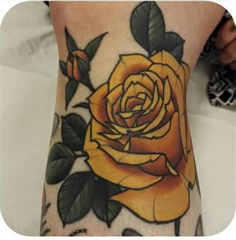yellow tattoo ink pin by kevin simon on ink ideen