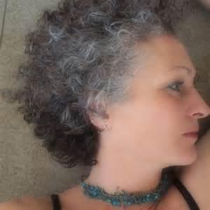 pics of salt pepper hairstyles salt n pepper curly grey gorgeous pinterest gray