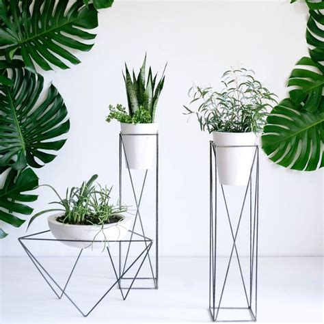 Pedestal Planters For Indoor by Planter Sweet Home Planters And Plants