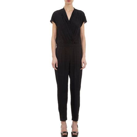 Joe Overall Jumpsuit barneys new york surplice jumpsuit at barneys into