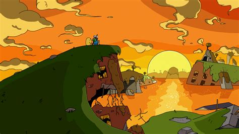 adventure time backgrounds adventure time wallpapers hd wallpapersafari