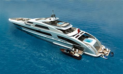 yacht news heesen 65m yacht the world s first fast displacement