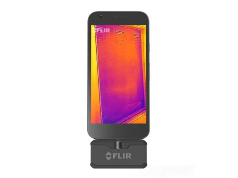 thermal android flir onepro android thermal imaging attachment tequipment net