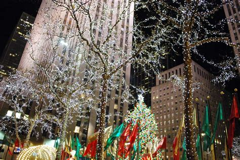 christmas decoration new york