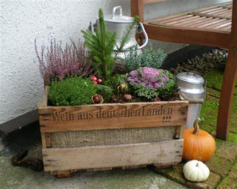 Herbstschmuck Selber Basteln by Deko Deko Unser Kleines Haus Zimmerschau
