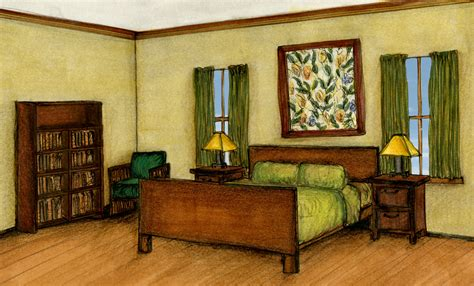 perspective drawing of bedroom perspective drawing bedroom www imgkid com the image kid has it