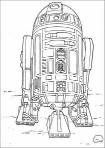 wars coloring book free coloring pages of r2d2 wars