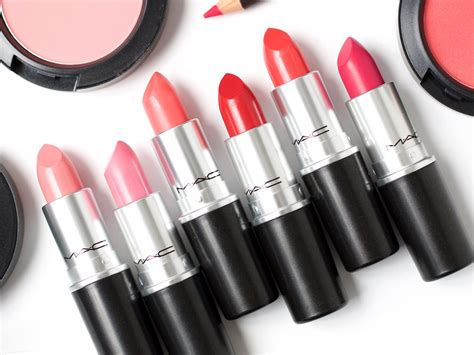 mac lipstick my top 5 mac lipsticks steemit