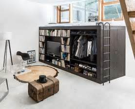 compact and multifunctional space saving furniture for