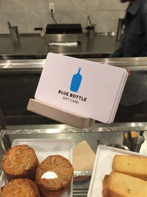 gift cards bottle and coffee on pinterest - Blue Bottle Gift Card