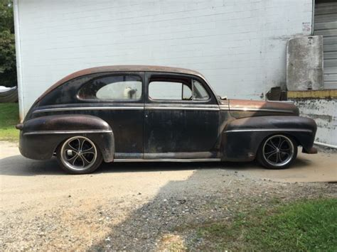 1948 ford sedan tudor rat rod rod classic ford other