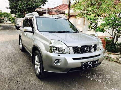 Lu Mobil Nissan X Trail jual mobil nissan x trail 2008 xt 2 5 di dki jakarta automatic suv silver rp 130 000 000