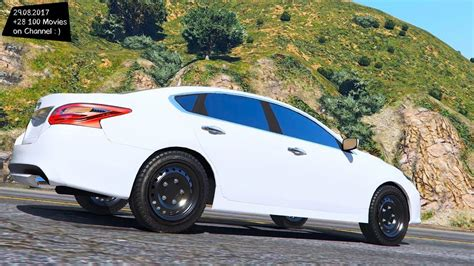 Nissan Altima Top Speed by Nissan Altima 2017 Standard Top Speed Test Gta Mod Future