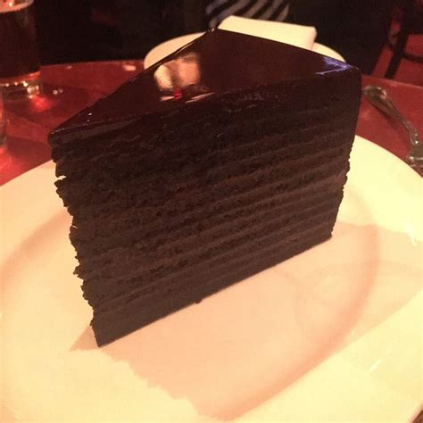 strip house 24 layer chocolate cake strip house las vegas restaurant las vegas nv opentable