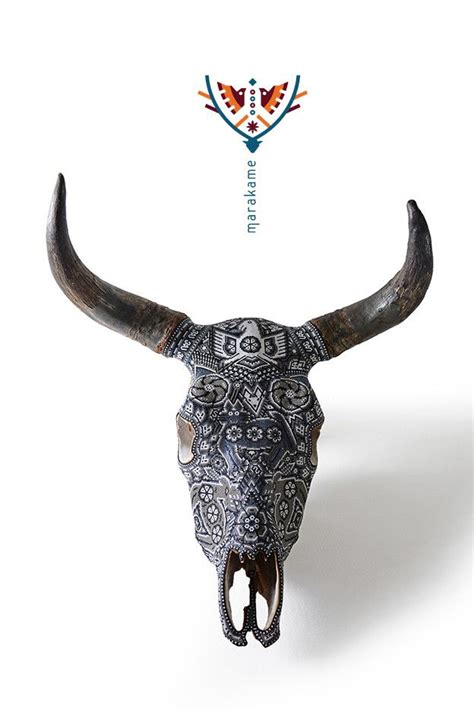 beaded cow skull 10 best images about huichol and other beadwork on
