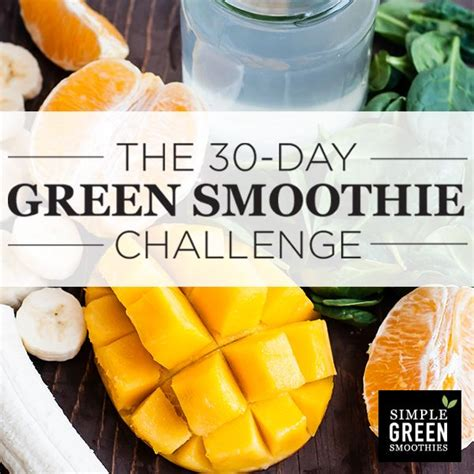 21 Day Green Smoothie Detox by Free 7 Day Smoothie X Fitness Challenge May 21 28 6