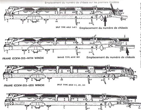Car Frame Types by Types Of Chassis Truck Pictures To Pin On
