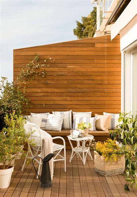 los  mejores porches  terrazas