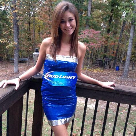 Bud Light Costume by Diy Bud Light Can Costume Budlight