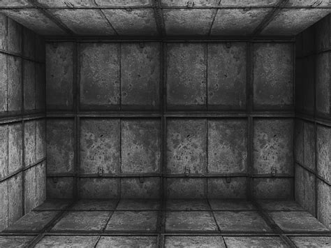 metal room grunge industrial metal room background free brick and wall textures for photoshop